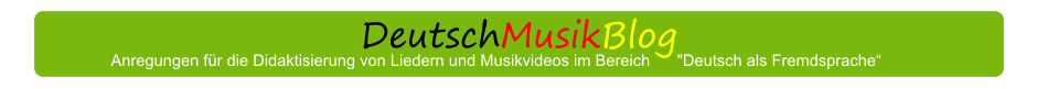 DeutschMusikBlog